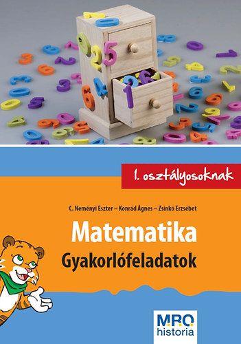 Matematika - Gyakorlófeladatok 1. osztályosoknak -  pdf epub