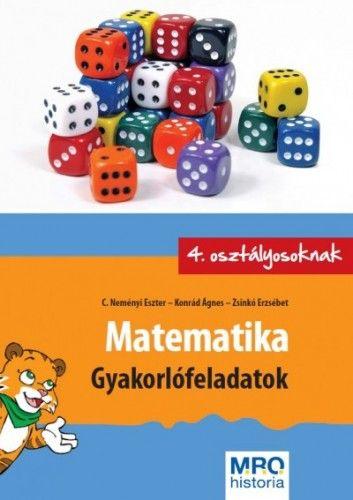 Matematika - Gyakorlófeladatok 4. osztályosoknak