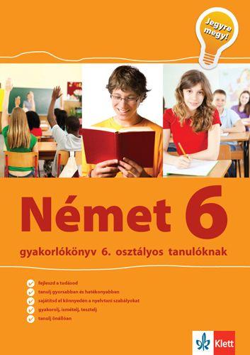 Német Gyakorlókönyv 6 - Jegyre Megy!
