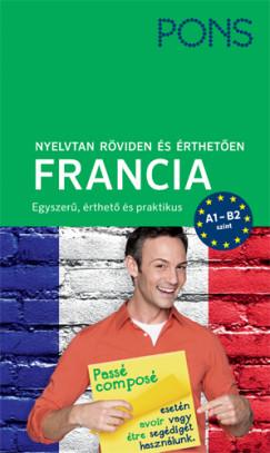 PONS Nyelvtan röviden és érthetően - Francia - A1-B2 szint