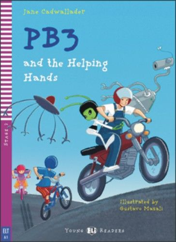 PB3 and the Helping Hands - New edition with Multi-ROM