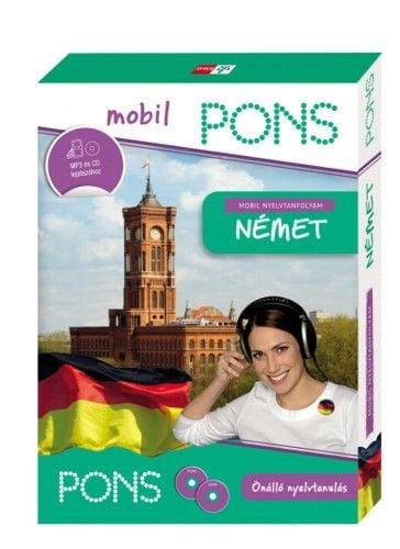 PONS Mobil Nyelvtanfolyam – Német