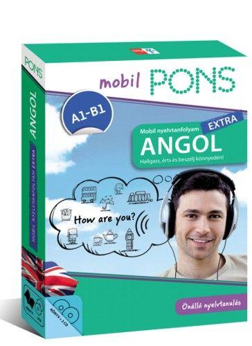 PONS Mobil Nyelvtanfolyam Angol Extra