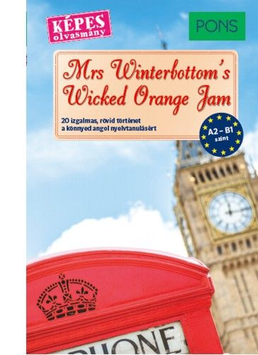 PONS Mrs Winterbottom's Wicked Orange Jam