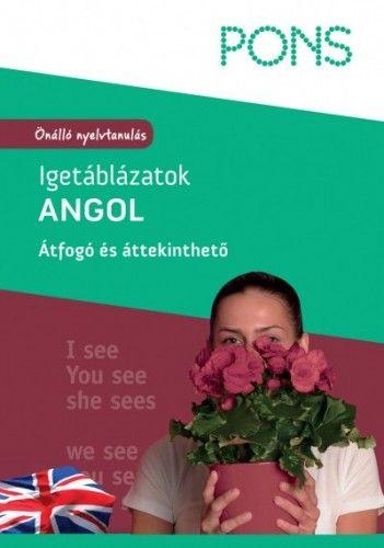 Igetáblázatok - Angol