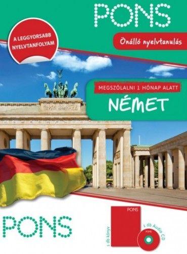 Megszólalni 1 hónap alatt - Német - Könyv+CD