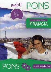 Mobil nyelvtanfolyam - Francia (2 CD melléklettel)