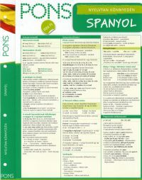 Nyelvtan könnyedén - Spanyol