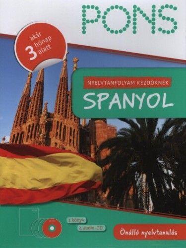 Nyelvtanfolyam kezdőknek - Spanyol