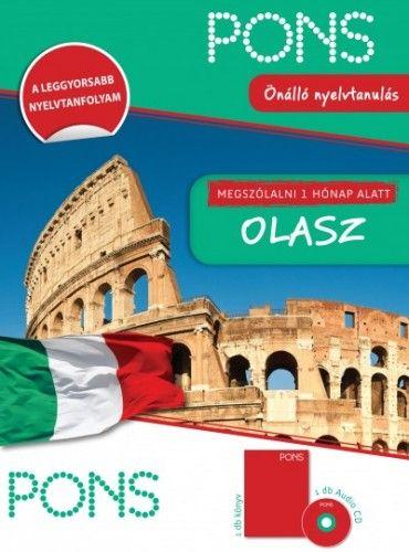 Megszólalni 1 hónap alatt - Olasz - CD melléklettel
