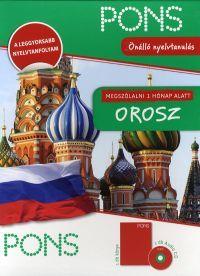 Megszólalni 1 hónap alatt - Orosz - CD melléklettel