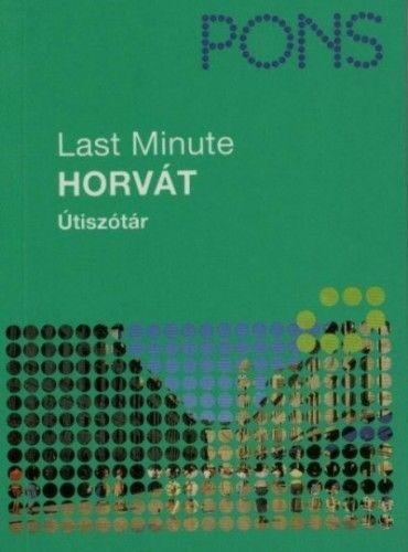 Last Minute Útiszótár - Horvát