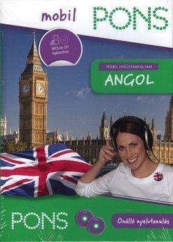 Mobil nyelvtanfolyam - Angol - 2 CD
