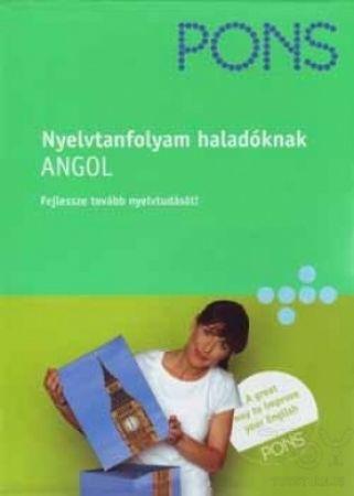 Nyelvtanfolyam haladóknak - Angol CD melléklettel