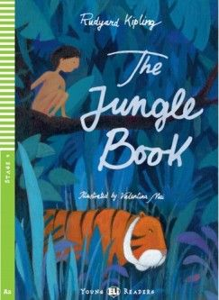 The Jungle Book + CD