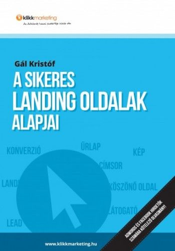 A sikeres landing oldalak alapjai