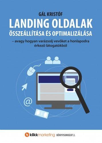 Landing oldalak összeállítása és optimlizálása