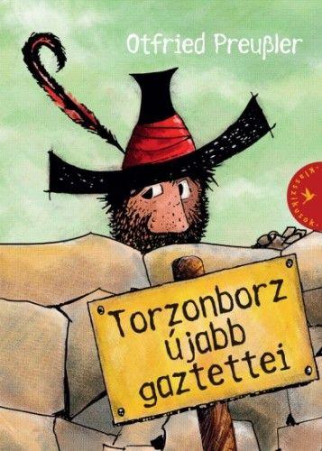 Torzonborz újabb gaztettei - Otfried Preussler pdf epub