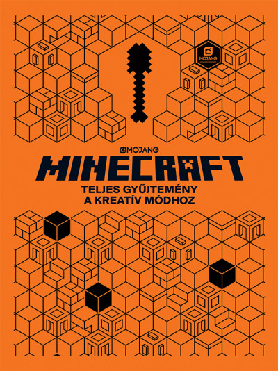 Minecraft: Teljes gyűjtemény a kreatív módhoz - doboz