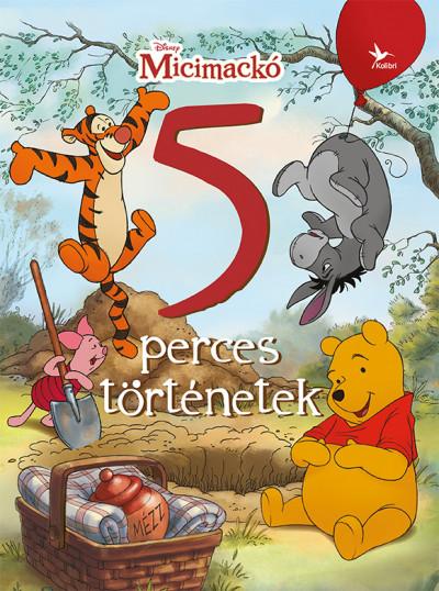 Disney - Micimackó: 5 perces történetek