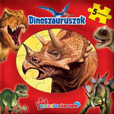Az első kirakós könyvem: Dinoszauruszok