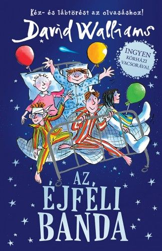 Az éjféli banda - David Walliams pdf epub