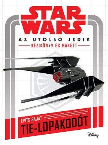 Star Wars - Az utolsó jedik - Kézikönyv és makett