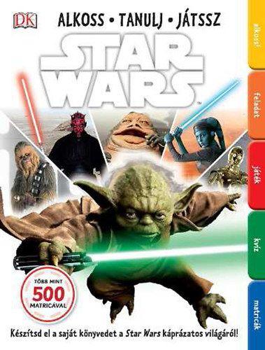 Star Wars - Alkoss,tanulj,játssz