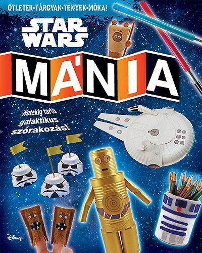 Star Wars mánia