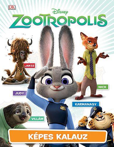 Zootropolis - Képes kalauz -  pdf epub