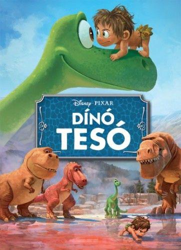 Dínó tesó - Filmkönyv