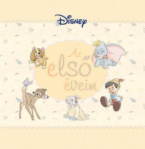 Disney - Az első éveim - Disney |