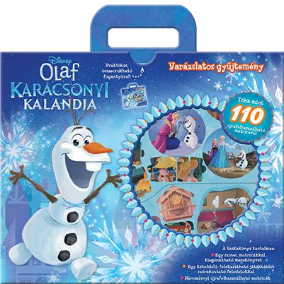 Disney - Olaf karácsonyi kalandja - táskakönyv - Disney |