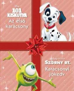 Disney mesék - 101 kiskutya - Az első karácsony - Szörny Rt. - Karácsonyi jókedv