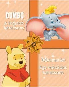 Disney mesék - Dumbo - A legjobb karácsony - Micimackó - Egy mézédes karácsony