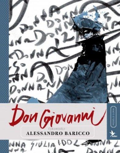 Don Giovanni - Alessandro Baricco pdf epub