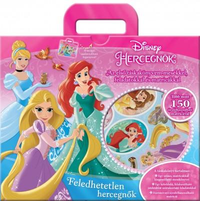 Disney - Hercegnők - Feledhetetlen hercegnők - Táskakönyv