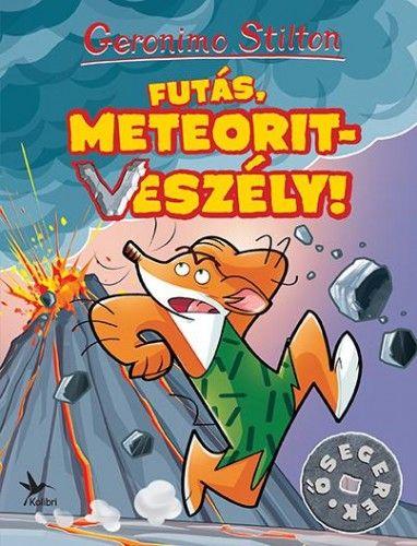 Futás, meteoritveszély! - Geronimo Stilton |