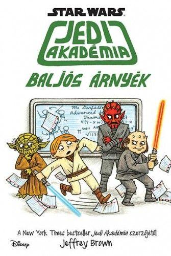 Star Wars - Jedi Akadémia 3. - Baljós árnyék