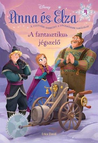 Disney - Jégvarázs - Anna és Elza 4. - A fantasztikus jégszelő