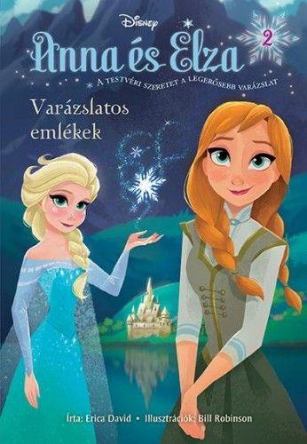 Jégvarázs - Anna és Elza 2: Varázslatos emlékek