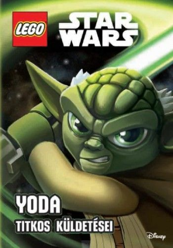 LEGO Star Wars - Yoda titkos küldetései -  pdf epub