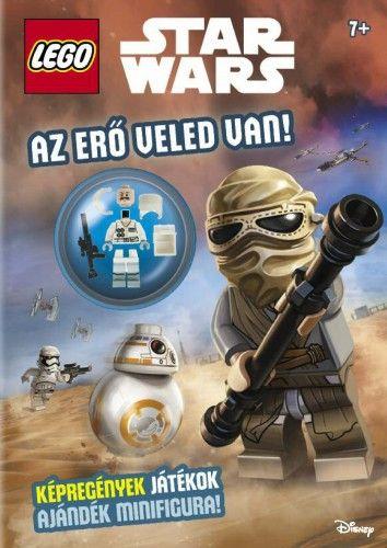 LEGO-Star Wars - Az erő veled van! (figurával) -  pdf epub
