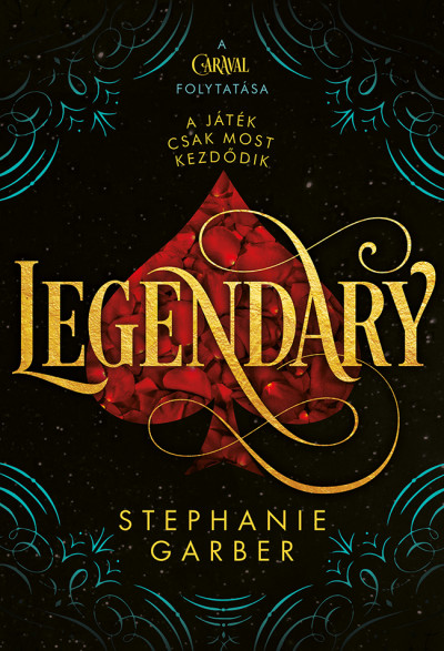 Legendary - Stephanie Garber pdf epub