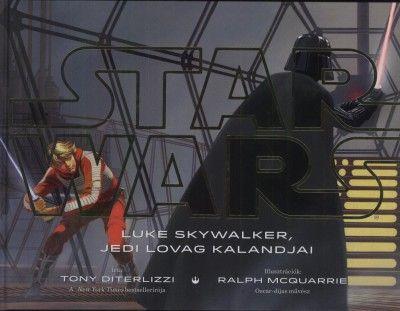 Luke Skywalker, a jedi lovag kalandjai