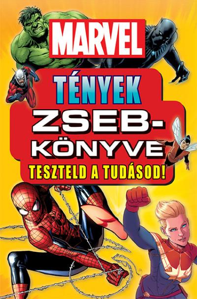 Marvel – Tények zsebkönyve - Teszteld a tudásod!