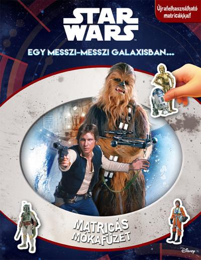 Matricás mókafüzet - Star Wars