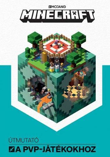 Minecraft - Útmutató a PVP-játékokhoz -  pdf epub