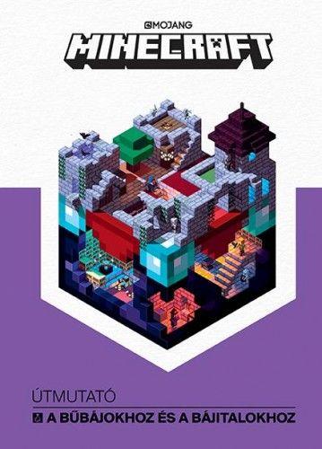 Minecraft – Útmutató a bűbájokhoz és a bájitalokhoz -  pdf epub