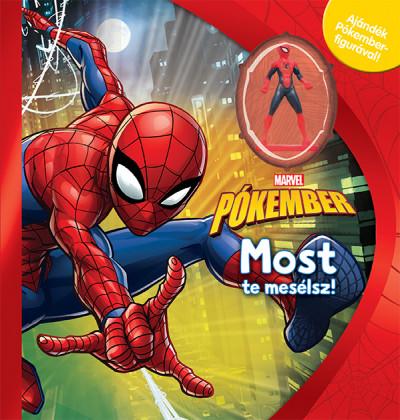 Marvel - Most te mesélsz! - Pókember -  pdf epub